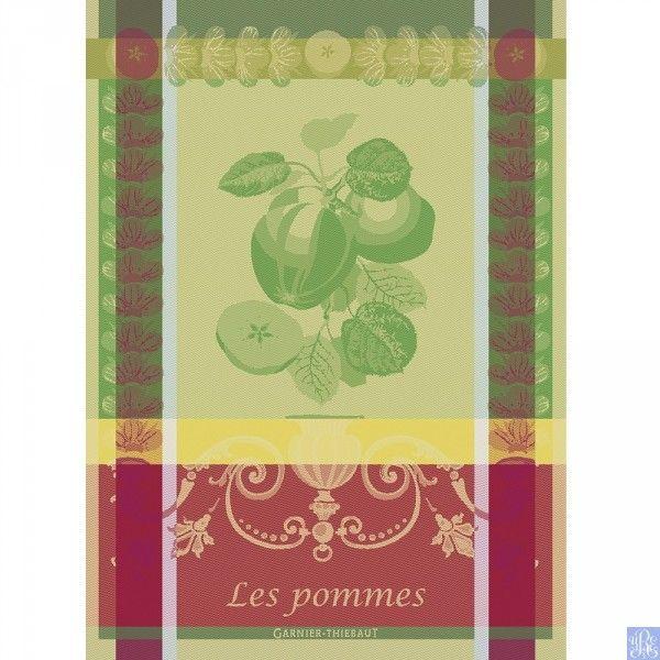 Garnier Thiebaut Pommes Granny Towel