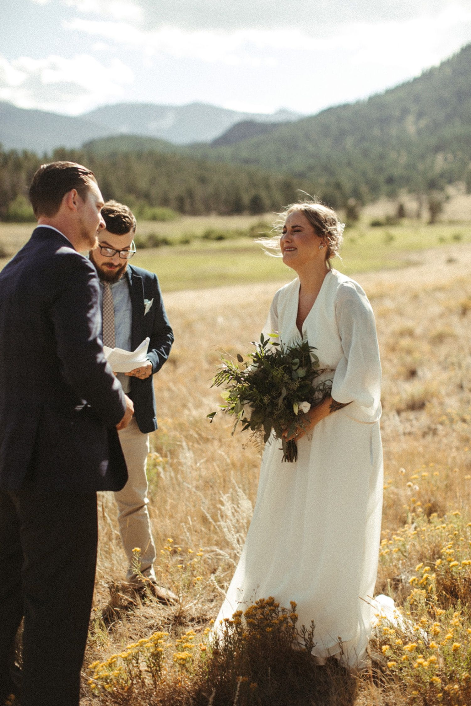 Intimate Elopement In The Rocky Mountains By From The Daisies From The Daisies In 2020 Wedding Photography Inspiration Elopement Inspiration Elopement