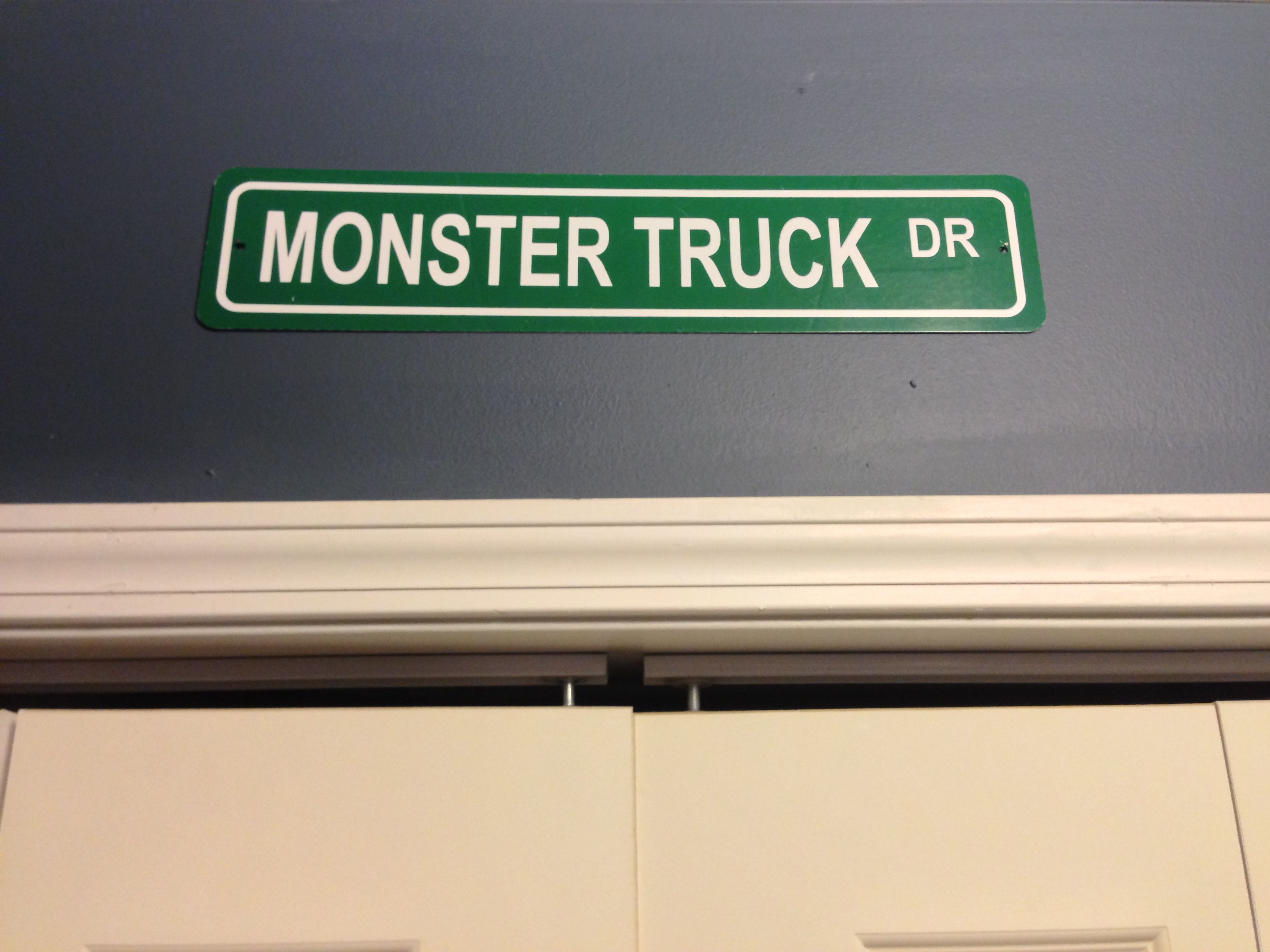 how to become a monster truck drive