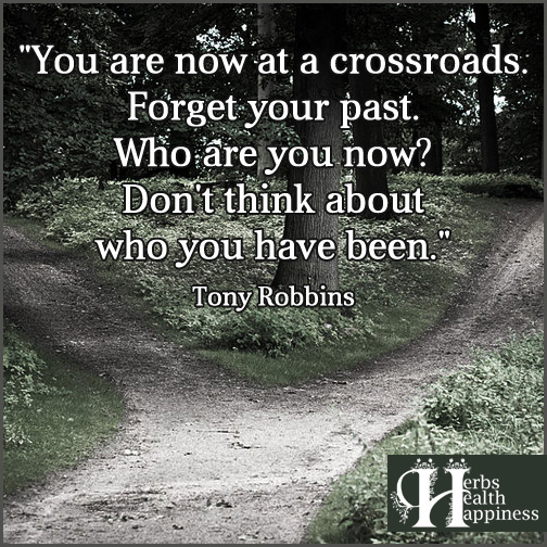 You Are Now At A Crossroads How to find out, The hard