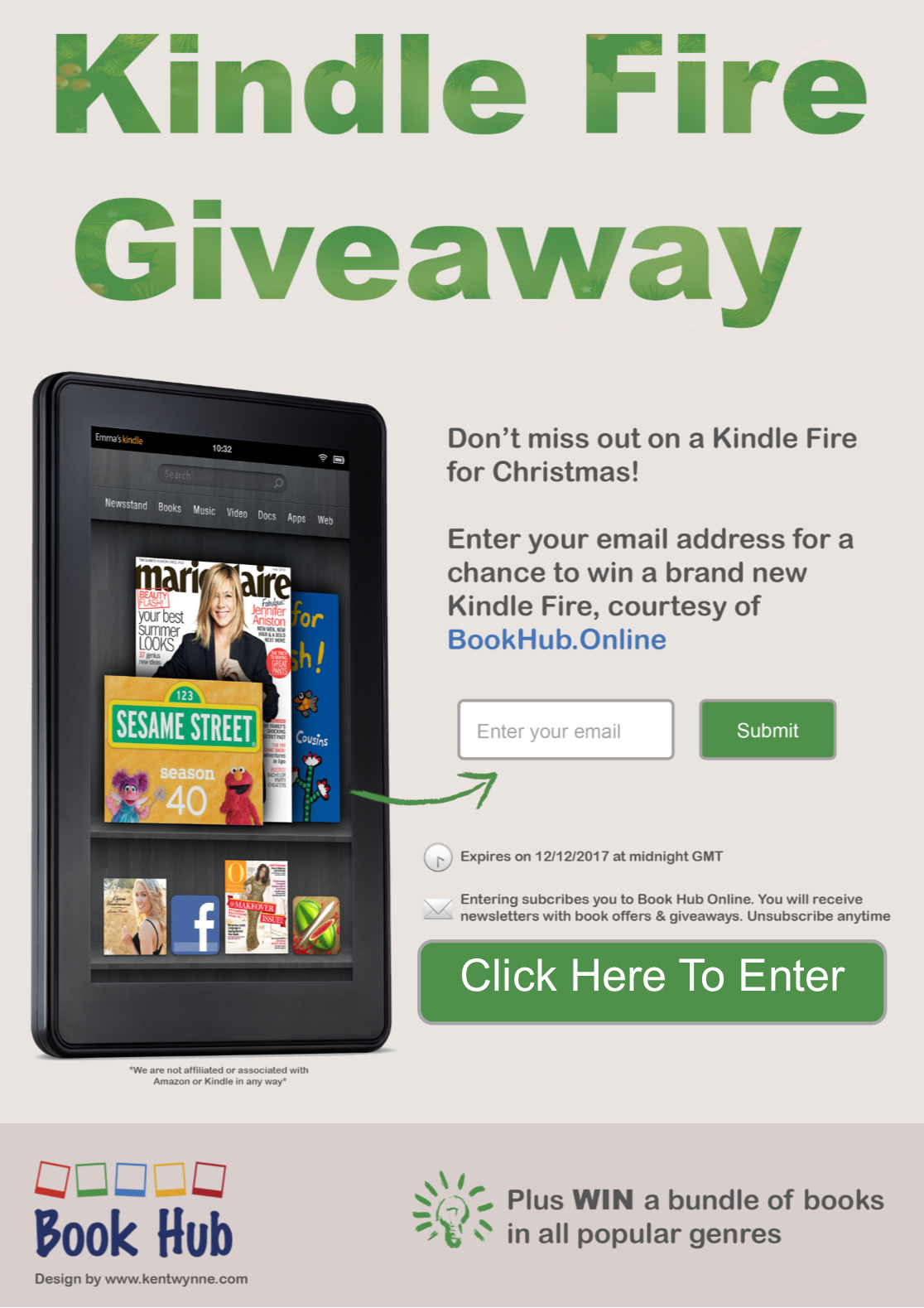 Christmas giveaways online