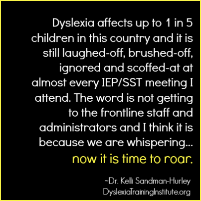 checking for dyslexia in adults