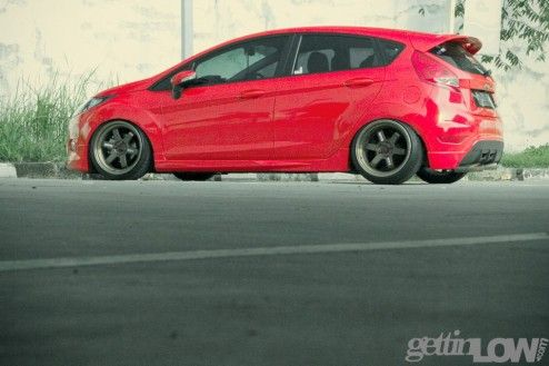 Real Red Ford Fiesta Ford Fiesta St Ford Fiesta Ford