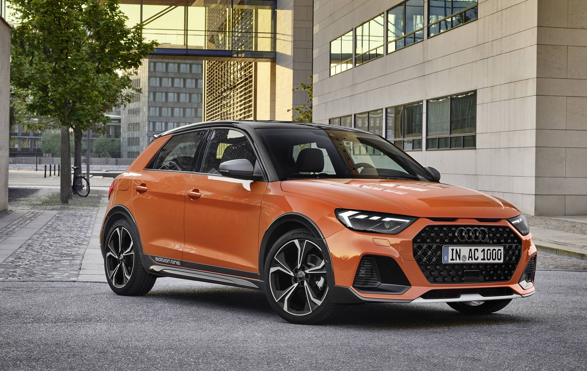 The Audi A1 Sportback Subcompact Hatch Is Now Available As A Soft
