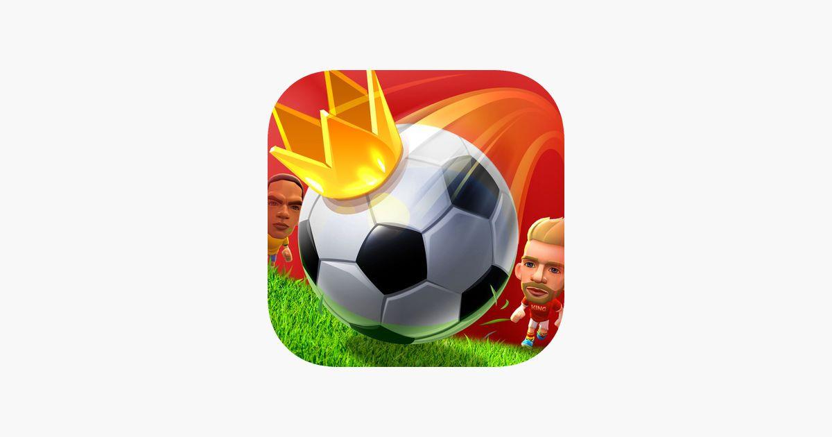World Soccer King Multiplayer Bluehole Pnix Inc Soccer Soccer Ball King