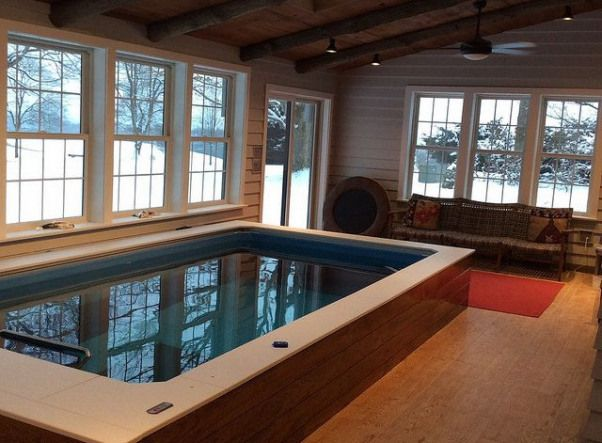 Photo of The Endless Pool | Original Endless Pool | Endless Pools #recreationalroom #recr…