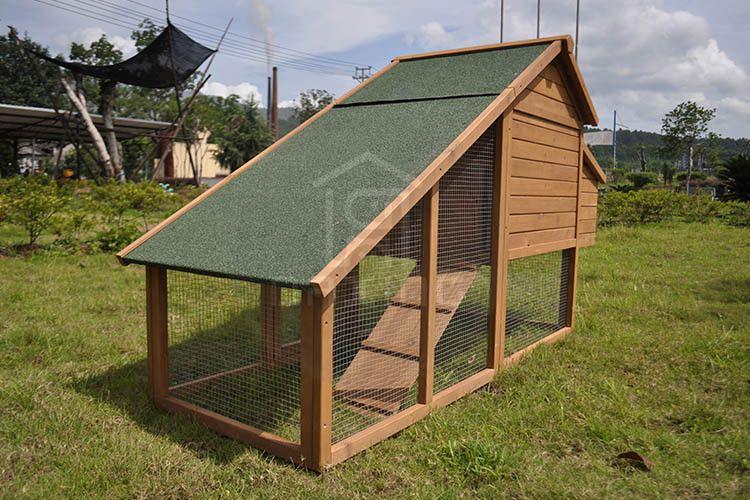 Dxh019 Wooden Hen Netting Plastic Design Chicken Coop Plastic Design Chicken Coop Coop