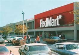 Fedmart The Pre Target Ahhh The Memories The Good Old Days Great Memories Back In The Day