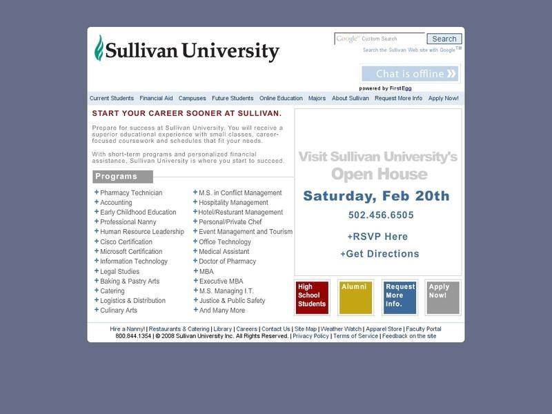 Sullivan university sullivan university university