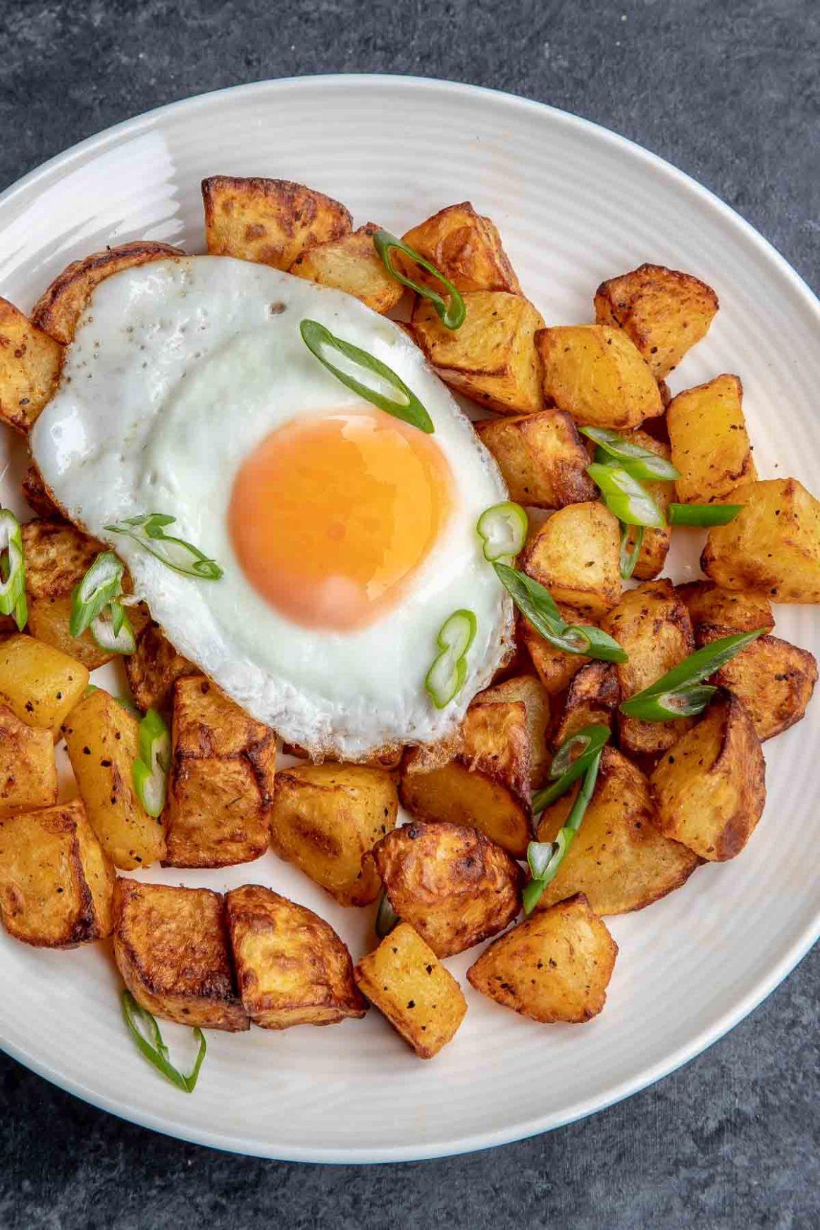 Cheesy Crispy Potato Skins on a diet Recipe Potato