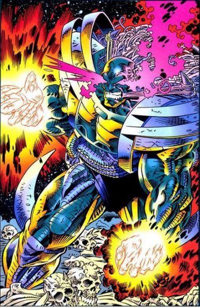Tyrant (Marvel) - Villains Wiki   °° | Marvel comics