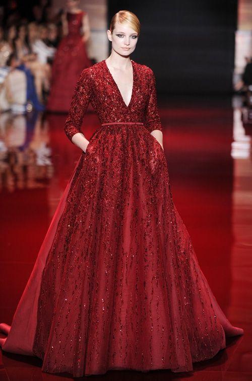 Elie Saab Haute Couture Autumn/Winter 2013