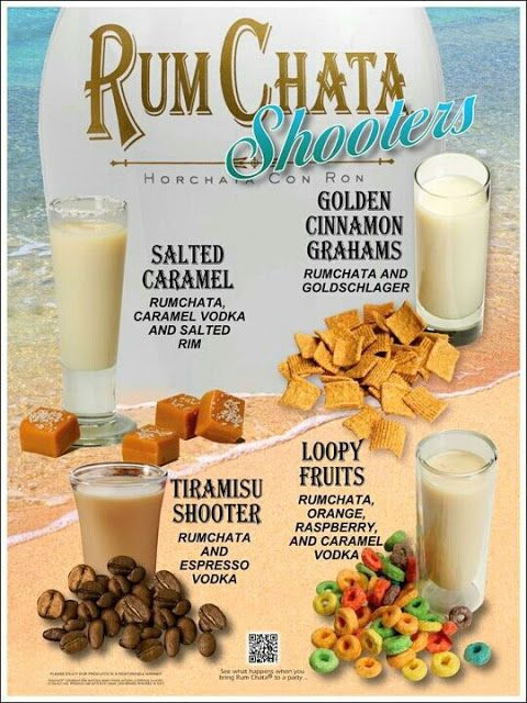 rumchata is a life changer and now i must try all of these [+8