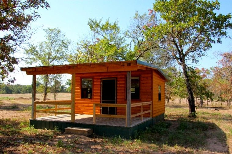 Caba as prefabricadas de madera quinchos pinterest - Cabanas casas prefabricadas ...