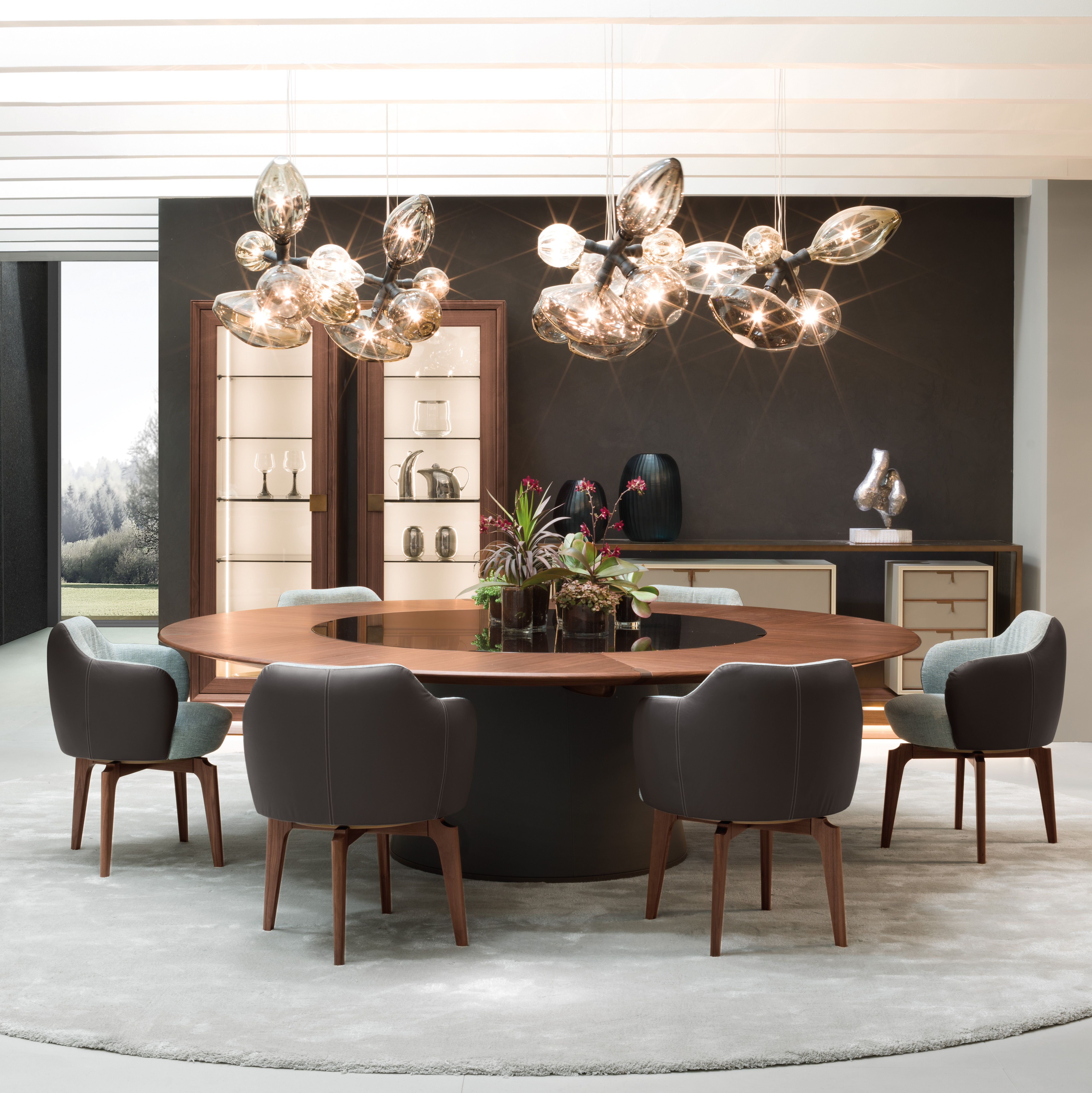 Discover new suggestions for your dining room giorgetti interior design luxury furniture home homedesign homedecor interiordesign interiorideas