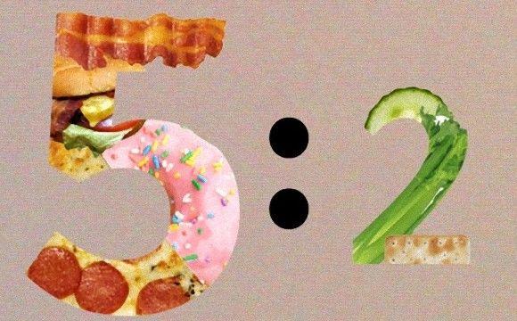 ハリウッドで流行の「5:2」ダイエット、週2日の断食は、体重減少だけでなく老化防止にも役立つとの研究結果(米研究)