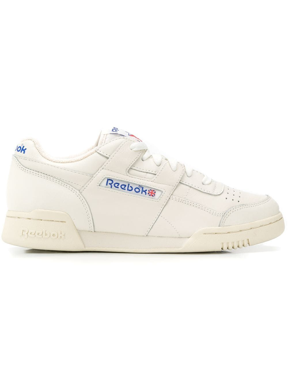 899fdd646f2 REEBOK REEBOK LACE-UP SNEAKERS - NEUTRALS.  reebok  shoes