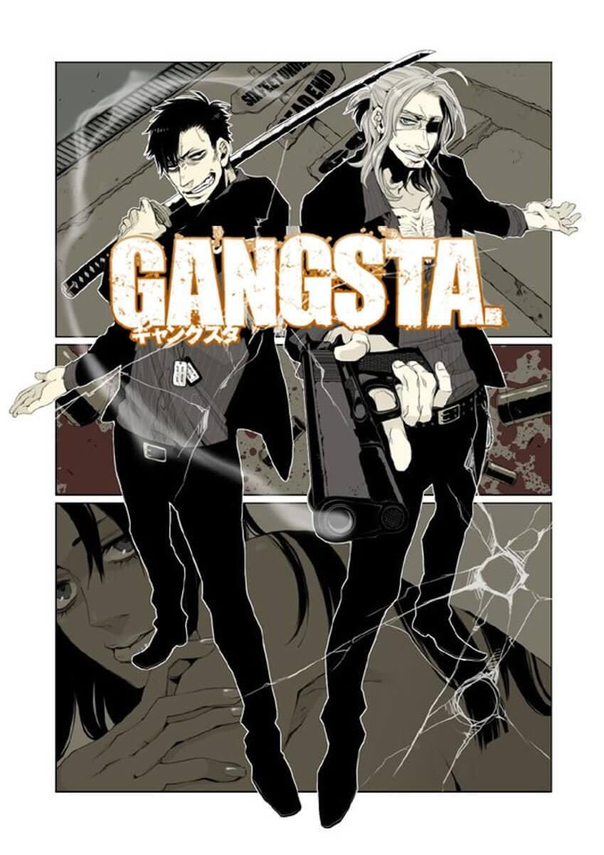 Gangsta Saison 1 en streaming complet. Regarder