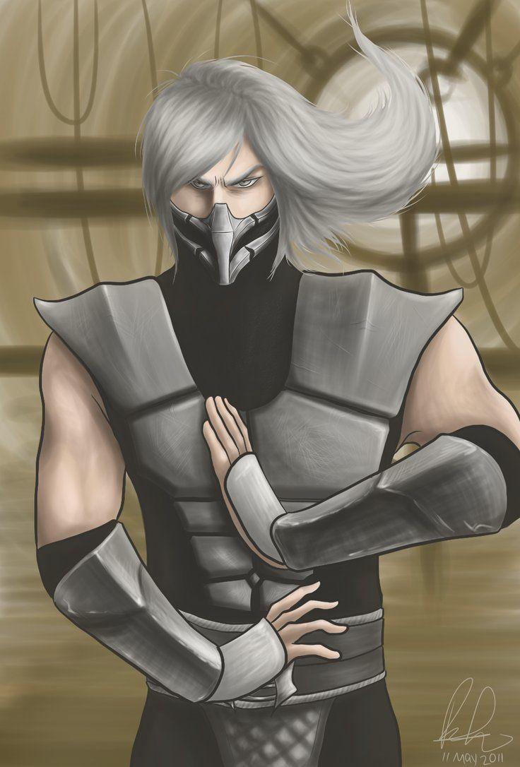 Smoke Ii Mortal Kombat Mortal Kombat Mortal Kombat Art Anime