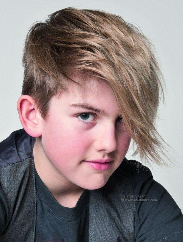 Quand il s\u0027agit de faire une nouvelle coupe de cheveux petit garçon, il  n\u0027est pas toujours facile de se décider. Voici 50 idées modernes pour votre  garçon.