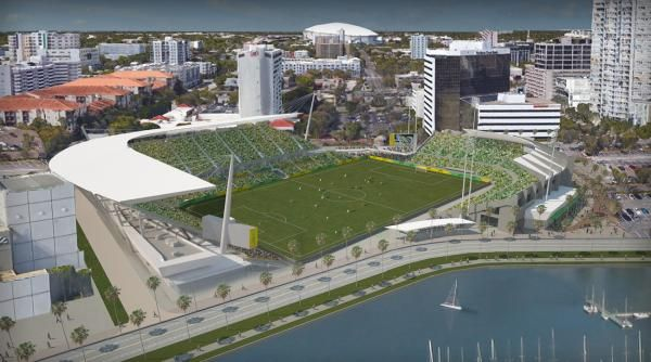 Tampa Bay Rowdies Launch Bid To Join Mls Sports Illustrated