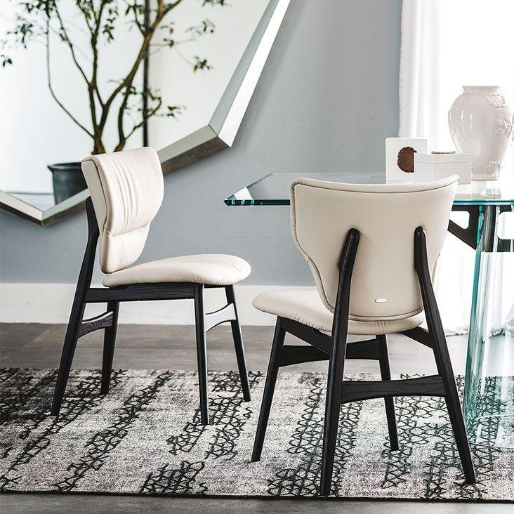 sedie moderne imbottite Cattelan, ideali per cucina e sala da ...