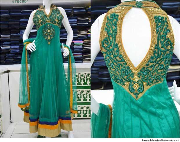 Images of dress neck designs