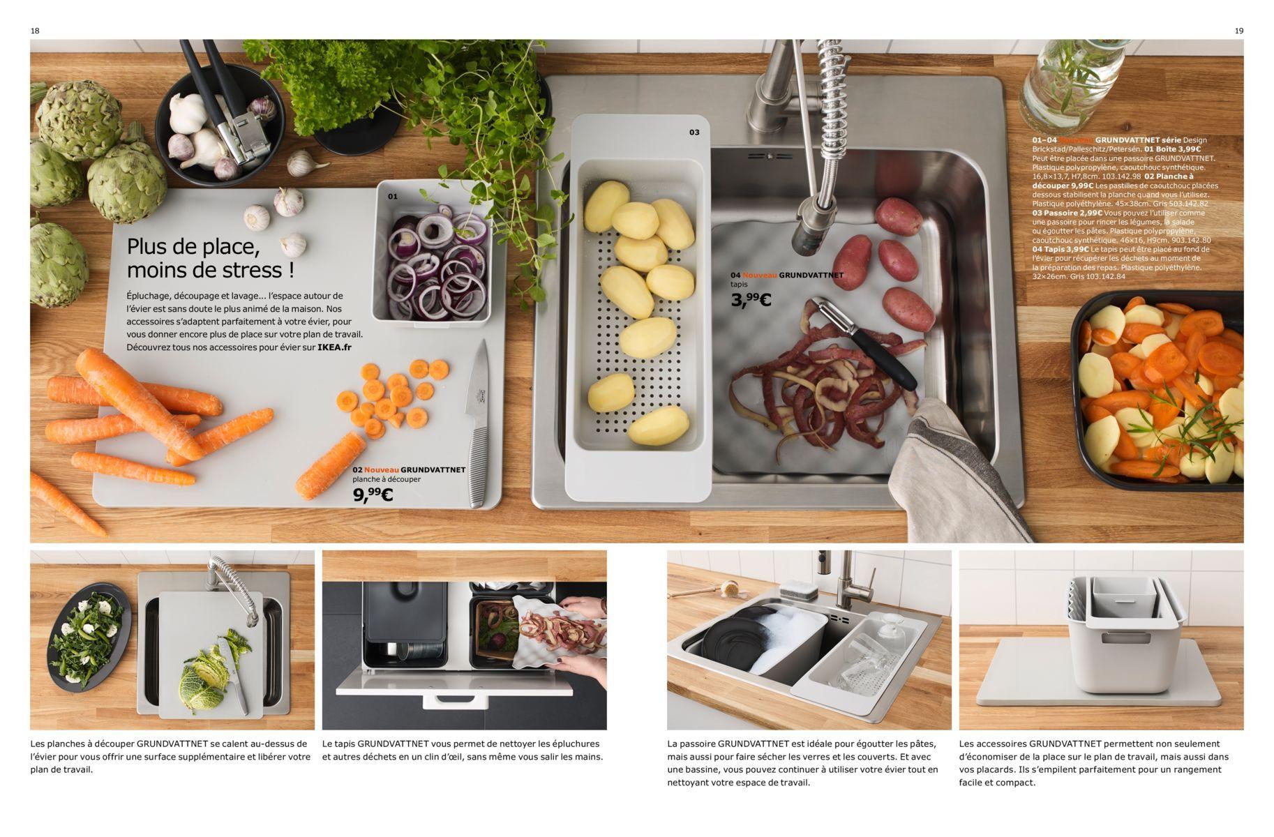 Brochure Cuisines IKEA 2017 Cuisine Pinterest
