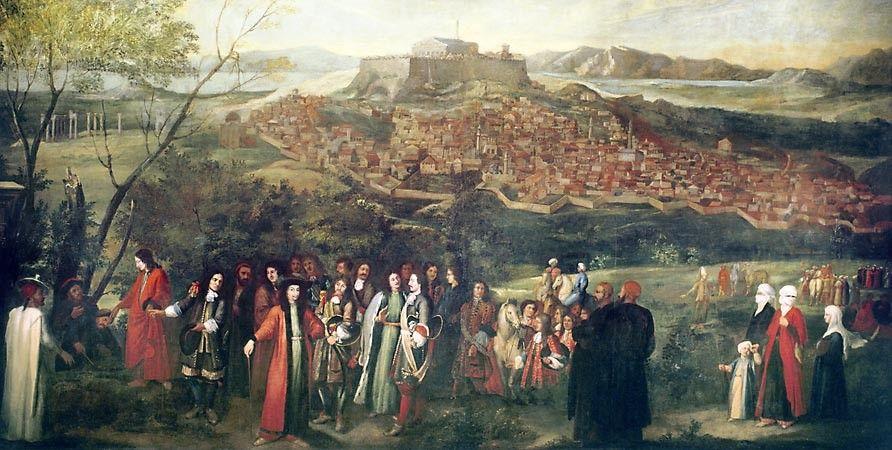 Le marquis de Nointel à Jérusalem par Arnould de Vuez ? 346b0d85f7ef8aec5e7c57387fd6eb63