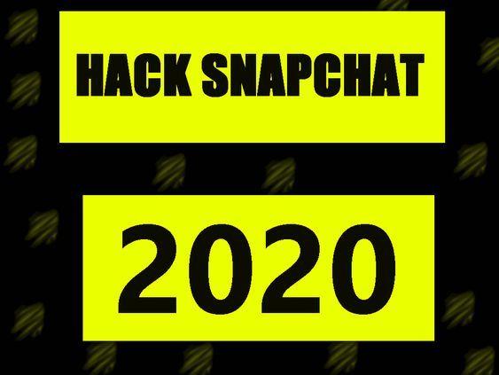 Pin on Snapchat hacks