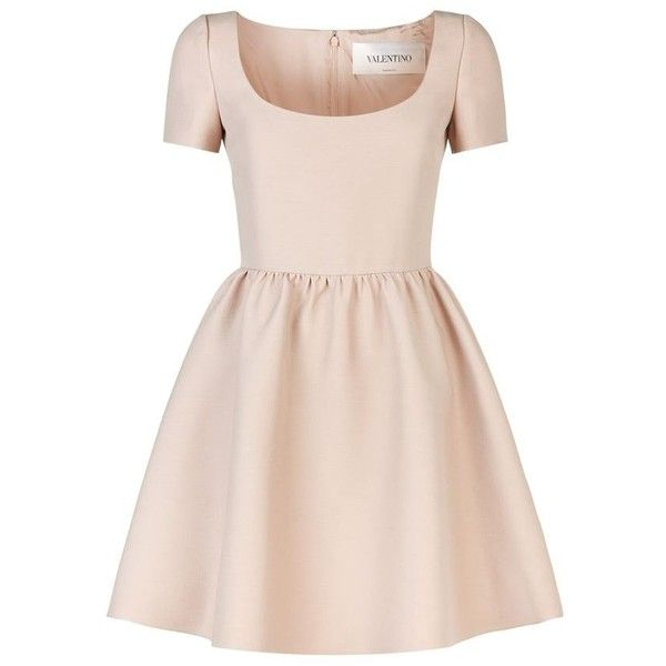 Ballerina Neckline Dress