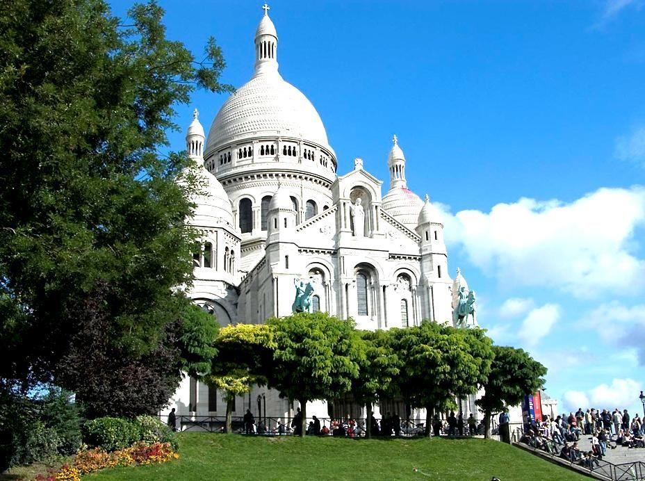 Basilica of the Sacré Cœur, Montmartre