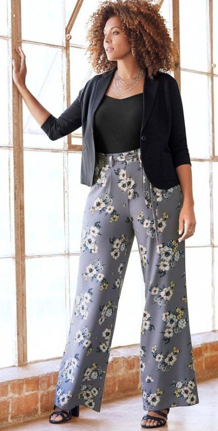 34+ Ideas How To Wear Plus Size Clothing Work Outfits For 2019