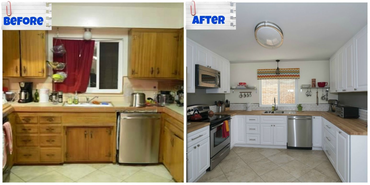 Budget Kitchen Makeover Ideas Part - 36: 100+ Small Kitchen Makeover Ideas On A Budget - Kitchen Design Ideas Images  Check More