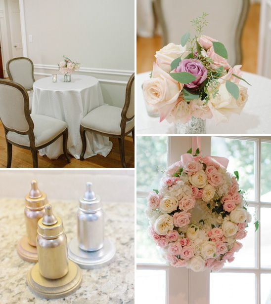 Elegant Baby Shower Decorations | Elegant Baby Shower Cake Decorations  Sweetjuliasswordpresscom Pic #22