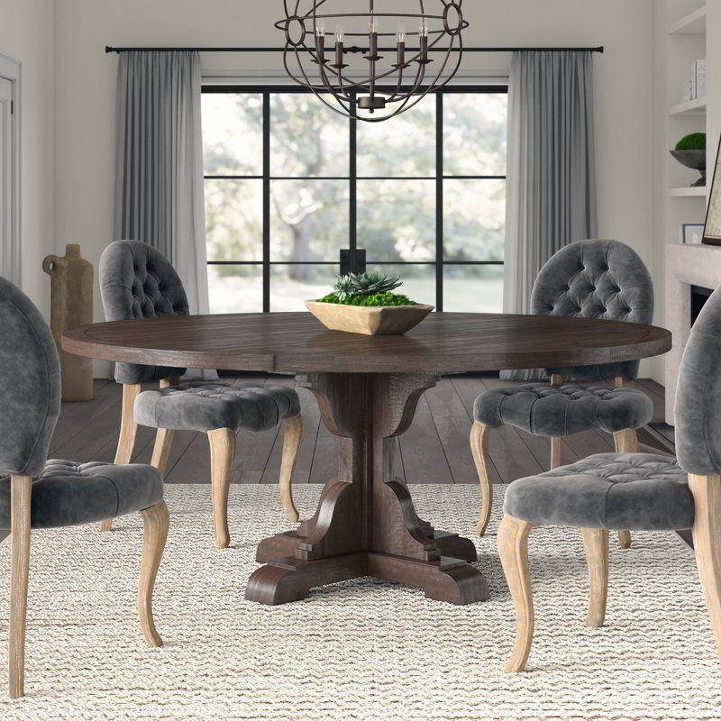 Fircrest Solid Wood Dining Table Solid Wood Dining Table Wood Dining Table Dining Table