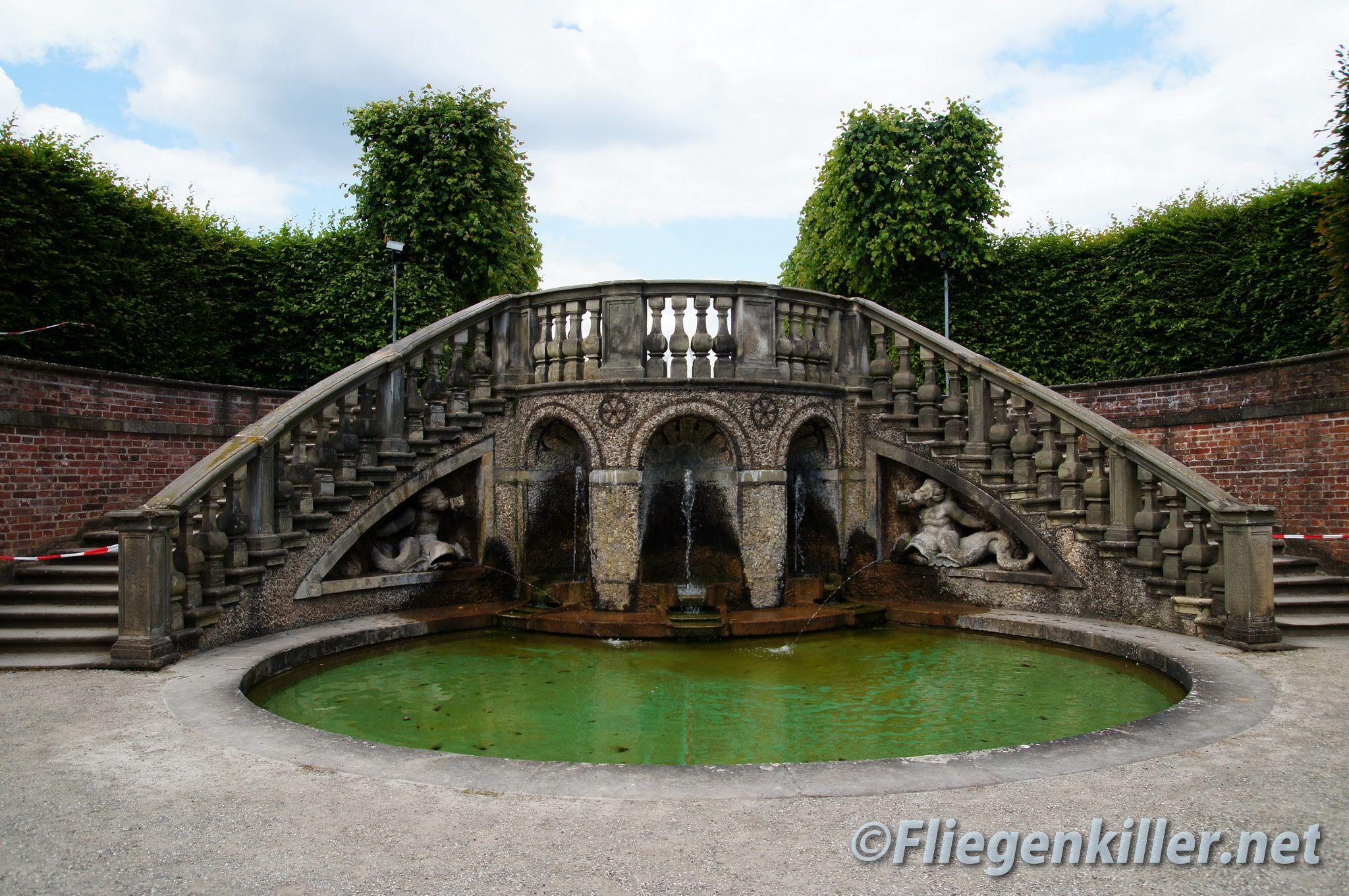 120610 Herrenhauser Garten 0040 Hannover Royal Garden Germany