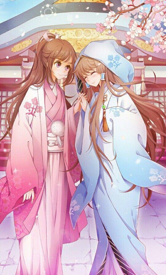 Anime đôi bạn thân   Đang yêu, Phim hoạt hình
