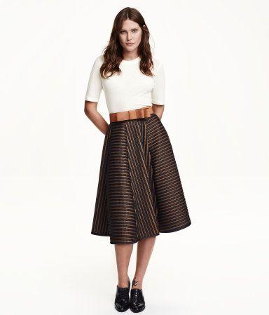 Midi Skirt With Mesh  Women Skirt  Circle Skirt  High Waist Skirt  Flare Skirt  Skirt For Women  Midi Skirt  Black Skirt  Skirts