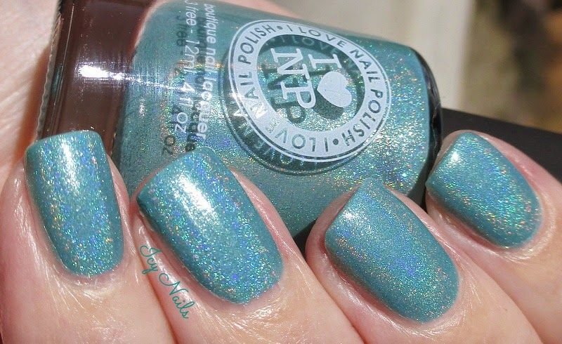 Icy Nails: I Love Nail Polish in Music Box: Review and Photographs. Please click on through to read my full review, see more pics, all that good stuff! via @Erika Costello (erikatheicyone)