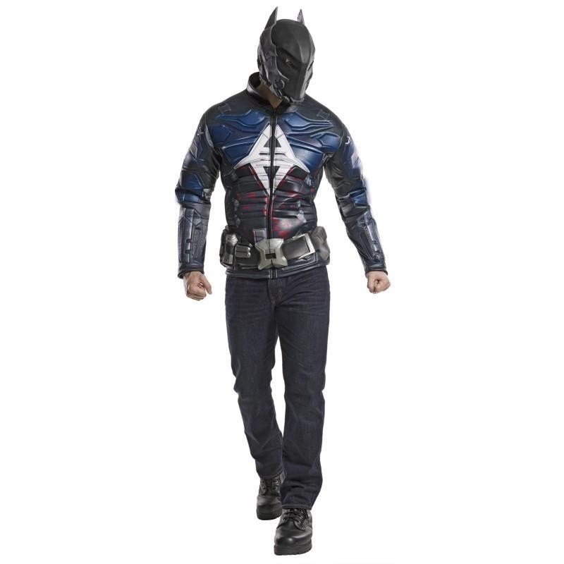 Adult Batman Arkham Knight Muscle Chest Costume – $59.99