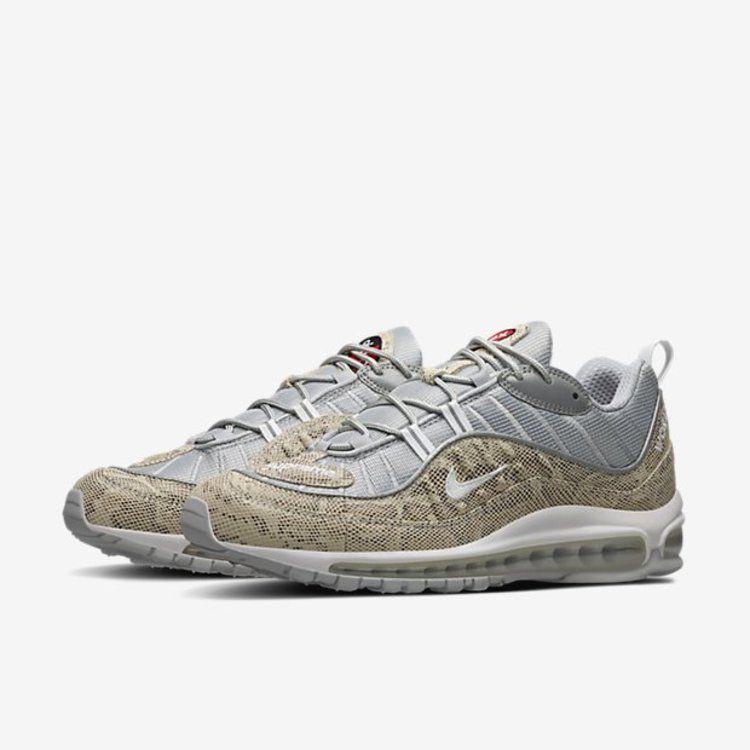Supreme x Air Max 98 'Snakeskin' | 鞋