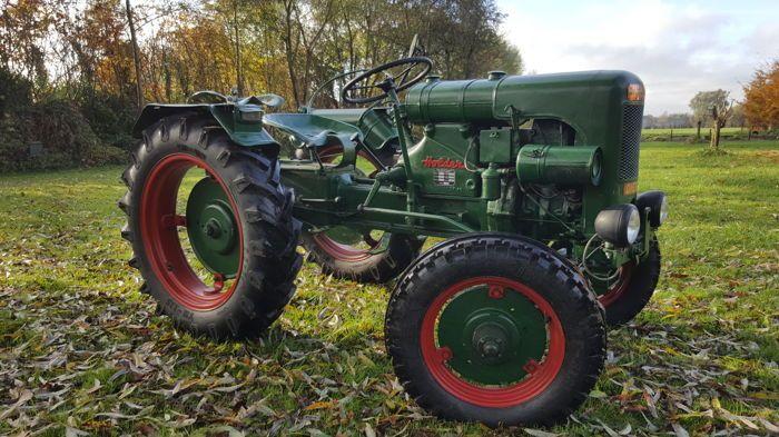holder b10 oldtimer traktor 1952 tractor traktor. Black Bedroom Furniture Sets. Home Design Ideas