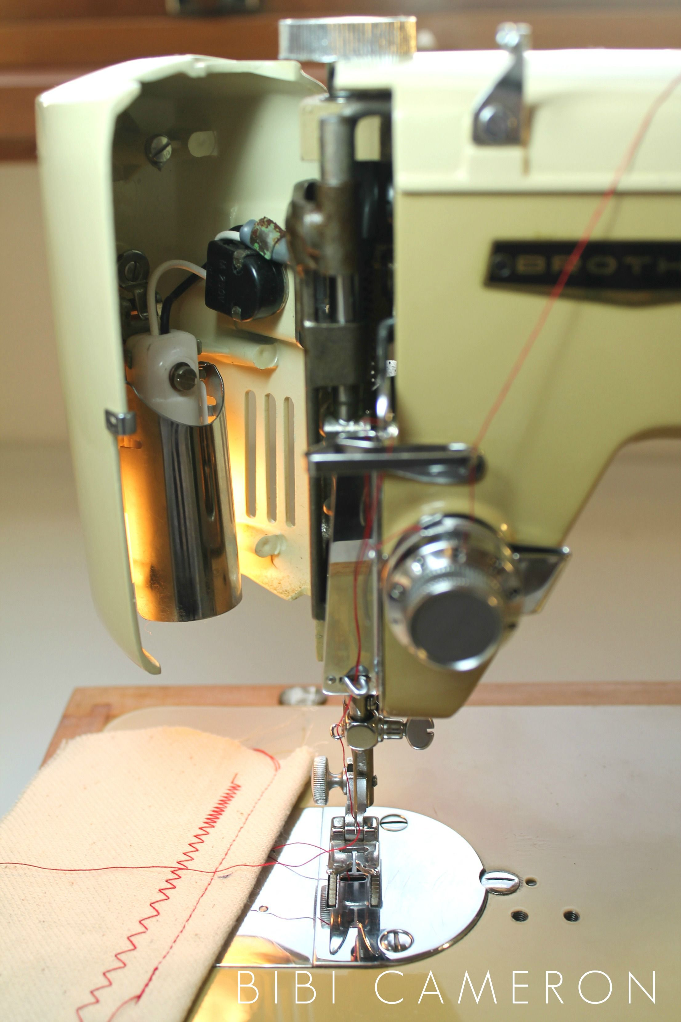 Brother Sewing Machine Model 345 Brother Sewing Machine Models Brother Sewing Machines Vintage Sewing Machines