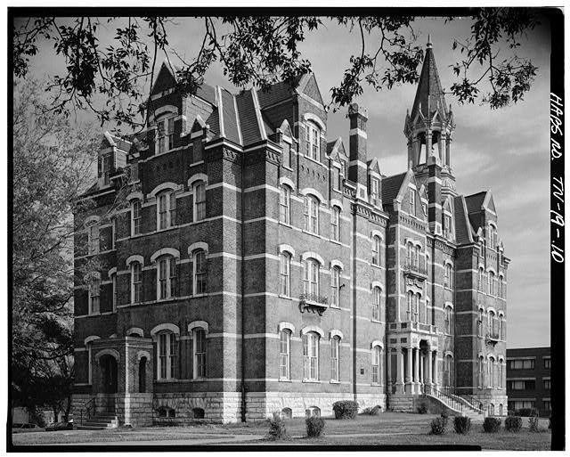 Fisk University Jubilee Hall Nashville Tennessee Jubilee Liberal Arts College Nashville