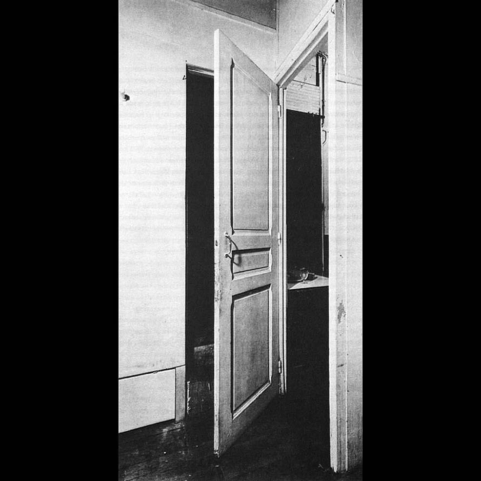 Door 11, rue Larrey, Marcel Duchamp, 1927 | ДОМ | Pinterest