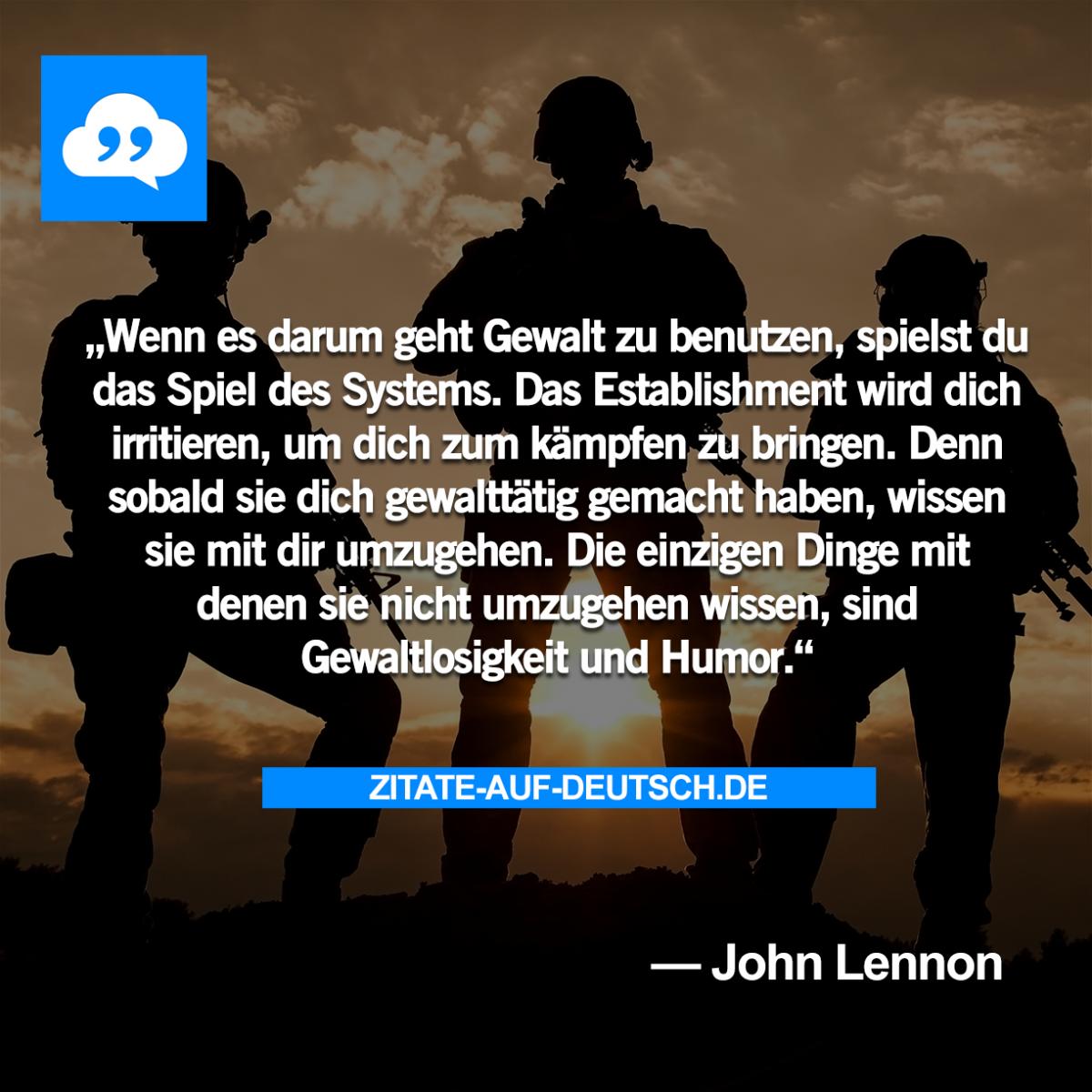 Establishment, #Gewalt, #Gewaltlosigkeit, #Humor, #Spiel, #System