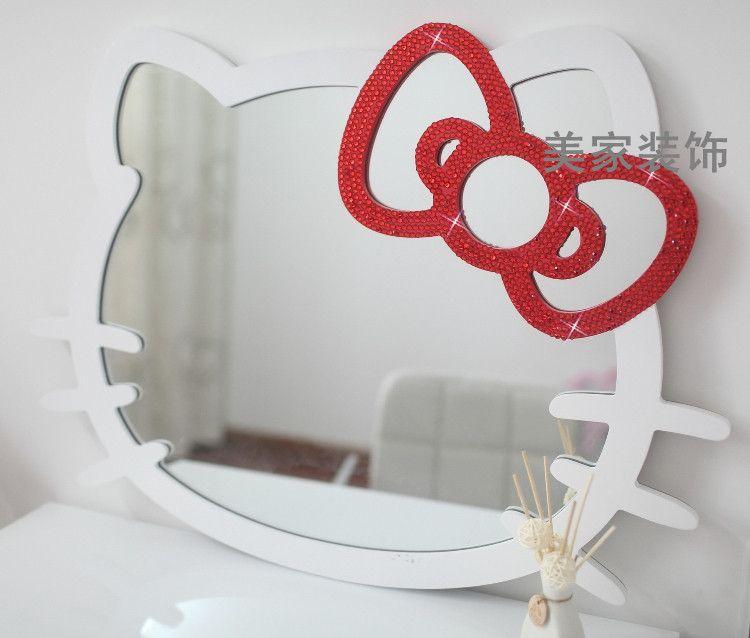 Hello Kitty mirror. 30 Productos que parar n el coraz n de las amantes de Hello Kitty