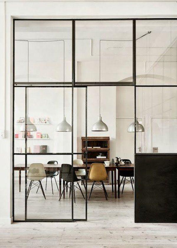 Le parquet blanchi pour une déco 100 scandinave Future, Interiors - Salle A Manger Parquet