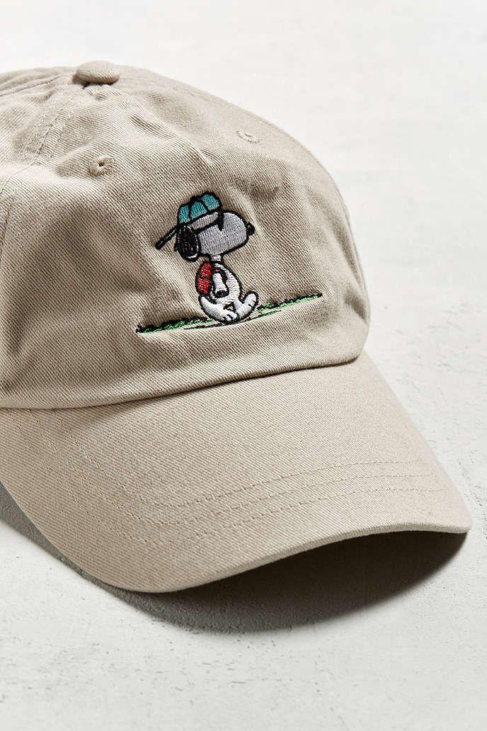 Snoopy Baseball Hat Baseball Hats Hats Urban Outfitters